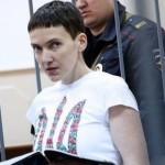 «До 13 мая Надежда Савченко может не дожить»