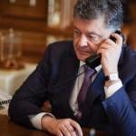Петр Порошенко побеседовал с Ангелой Меркель по телефону