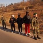 Трое африканцев пытались перейти границу с Польшей, выдавая себя за беженцев с Донбасса