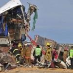 В Перу автобус попал в ДТП: погибли 22 человека