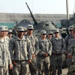 США заморозили программу обучения украинских военных