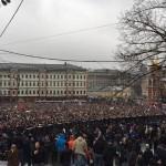 В Москве на марше памяти Немцова задержали украинского нардепа