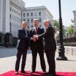 Лидеры Евросоюза приехали в Киев
