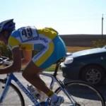 Московскую велогонку выиграл украинец Сергей Лагкути