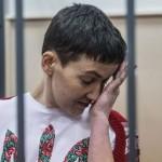 Савченко вернули в СИЗО