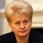 Грибаускайте: «Минская сделка на Донбассе не действует»