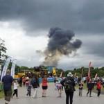 В Британии на авиашоу разбился самолет: есть жертвы