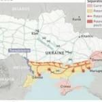Американские эксперты назвали три варианта вторжения России в Украину