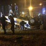 Массовые беспорядки в Батуми: несколько пострадавших