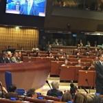 Представитель Аграмунта обвиняет Сороса в разжигании скандала в ПАСЕ
