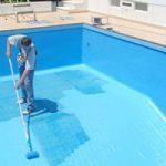 Izgradnja bazena je vrlo kvalitetna